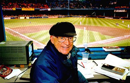 Ernie Harwell, 1918-2010