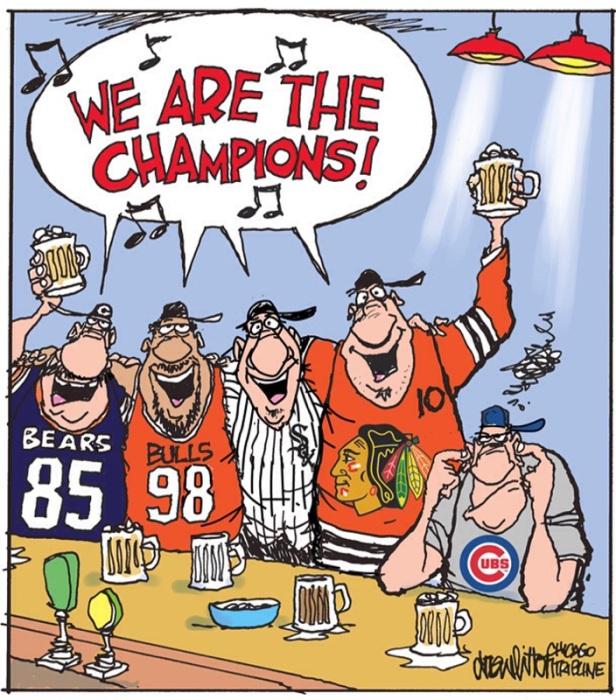 courtesy of the Chicago Tribune