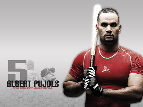 is albert pujols on steroids