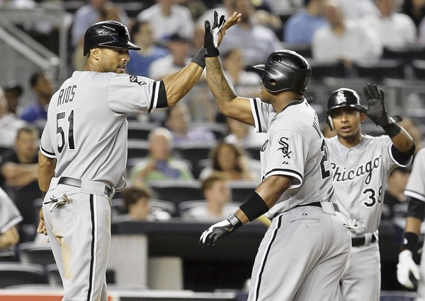 Hell Yes! A Viciedo-Bomb leads to White Sox win!
