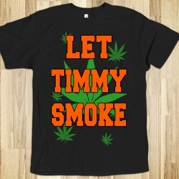 let-timmy-smoke.anvil-unisex-value-fitted-tee.black.w760h760