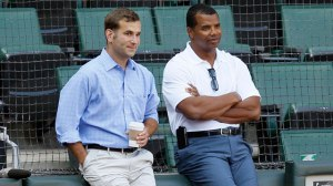 Rick Hahn and Kenny Williams look to compete in 2015.